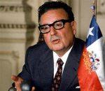 Salvador Allende, presidente de Chile entre 1970 y 1973